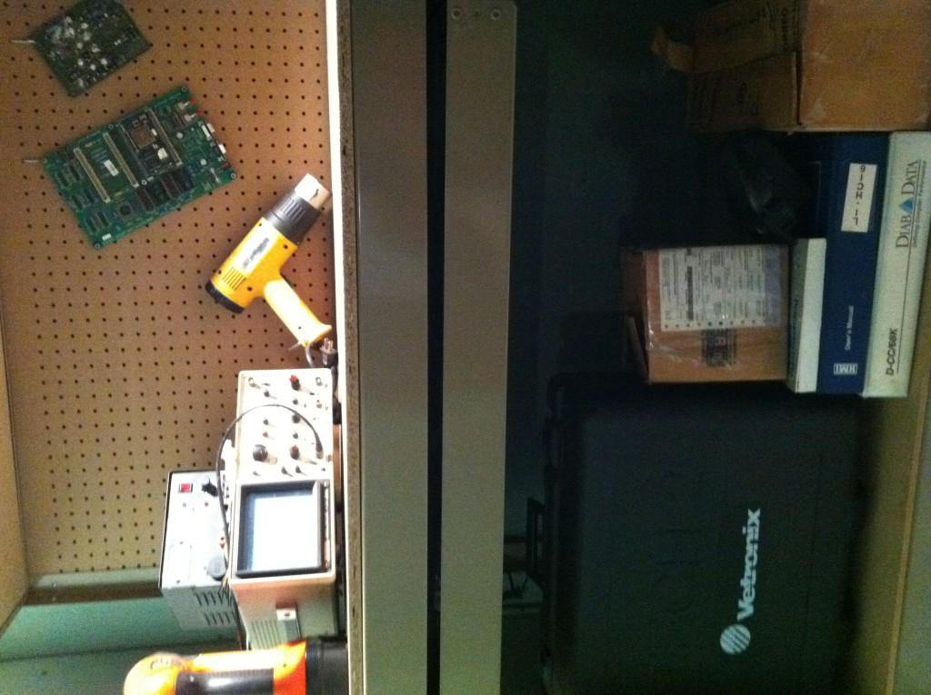 Oscilloscope & Stuff